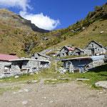Alpe Fümègna 1810 m e Rifugio