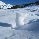 Forme della neve ......