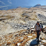 Salita Alp de Confin - Pass di Omenit