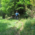 Sentiero per Troggiano