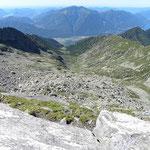 Alpe Ruscada dalla Cima dell'Uomo