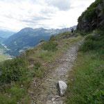 Ritorno nella Val Tremola
