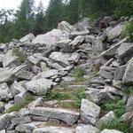 Sentiero Scimarmòta - Brione