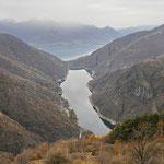 Lago di Vogorno e Lago Maggiore