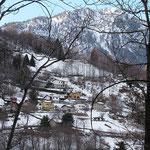 Monti di Ravecchia 973 m