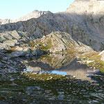 Passo del Sasso Nero 2420 m