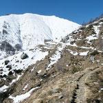 Alpe di Bietri e Cima della Trosa