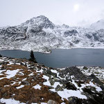 Lago superiore di Suretta (Ober - Surettasee) 2272 m
