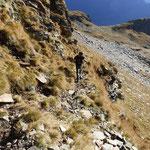 Passaggio per arrivare nella Val Granda
