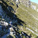 Sentiero Bocchetta di Valle - Gridone