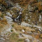Sentiero Bresciadiga - Fossei