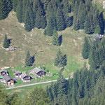 Valbella dal sentiero alpino