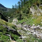 Sentiero per Valbella