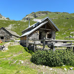 Capanna Borgna 1912 m