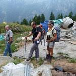 Alp de Vazzola 1804 m