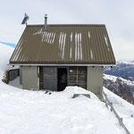 Rifugio Al Legn 1804 m