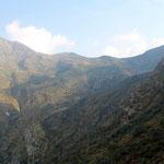 Val di Serdena con la Btta di Revolte ed il Camoghè