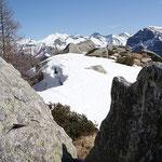 Piano di Cursgell 1524 m