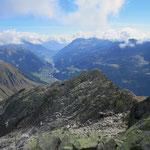 Poncione di Fieud e Valle Leventina