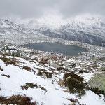 Lago inferiore di Suretta (Unter - Surettasee) 2193 m