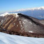 Monte Paglione e Covreto