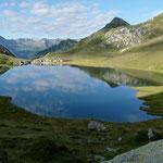 Lago di Tom 2022 m