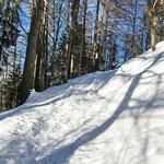 Sentiero Carena - Alpe Croveggia