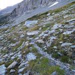 Sentiero alpino della Calanca
