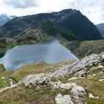 Lago di Stabbio e Piz Corandoni