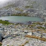 Lago della Bocchetta de Curciusa 2419 m
