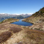 Lago piccolo di Prato 2055 m