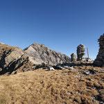 Pass di Omenit 2652 m
