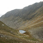 Laghetto senza nome all'Alpe di Mem