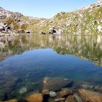 Laghi Orsirora 2444 m