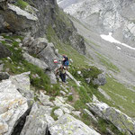 Sentiero per il Lago Caprara