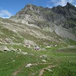 Alpe di Quarnei 2046 m