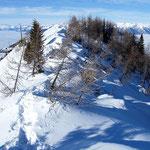 Sentiero Alpe di Gesero - Biscia