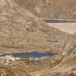 Ospizio del San Gottardo e Lago di Lucendro