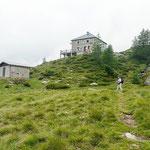 Rifugio Sponda 1997 m