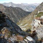 Bocchetta d'Egion 2145 m