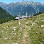 Alp de Bec Sura 1714 m