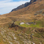 Alpe Regina 2231 m e Passo San Giacomo