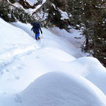 Sentiero Saurù - Brogoldone