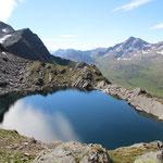 Laghetti della Miniera 2525 m