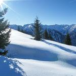 Sentiero Alpe Croveggia - Alpe di Gesero