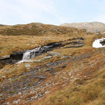 Sul sentiero per Monte Spluga