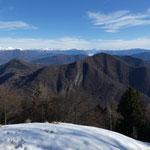 Monte Ganna e Monte della Colonna
