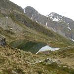 Il Lago più basso di Mottella