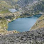 Lago dello Stabbio e Lago d'Isra