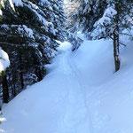 Sentiero Alpe Arbino - Motto d'Arbino
